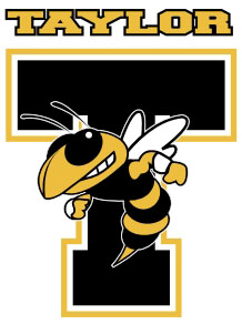 Taylor High School Athletic Logo