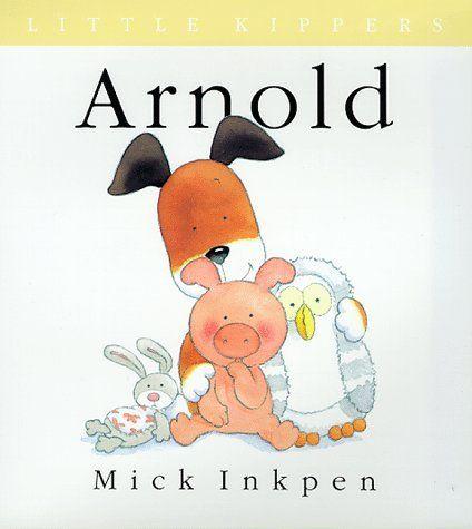 Arnold book reading