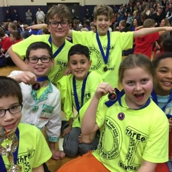 Destination Imagination State Bound Winners 2019