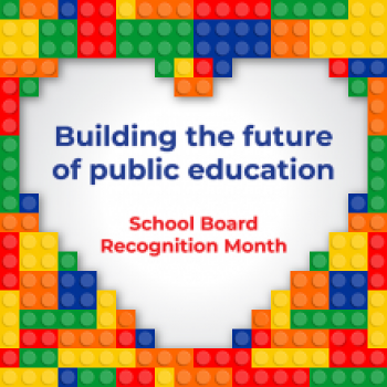 School Board of Education Recognition Month