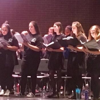 junior high choir