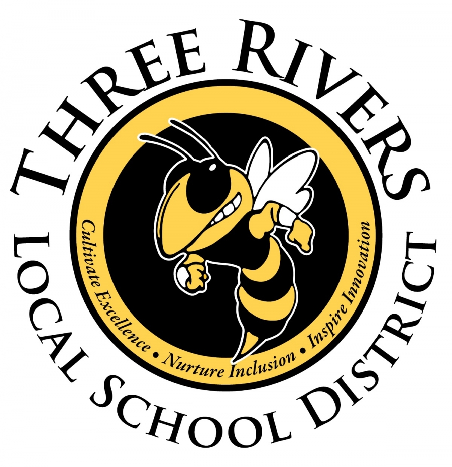 Three Rivers LSD logo