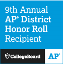 AP Honor Roll Banner