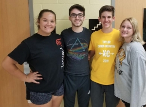 Ohio All-State Choir participants for 2020