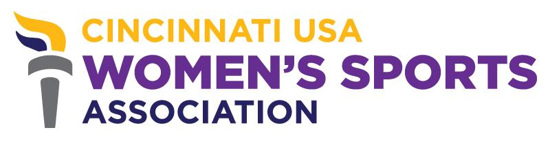 Cincinnati USA Women's Sports Association logo