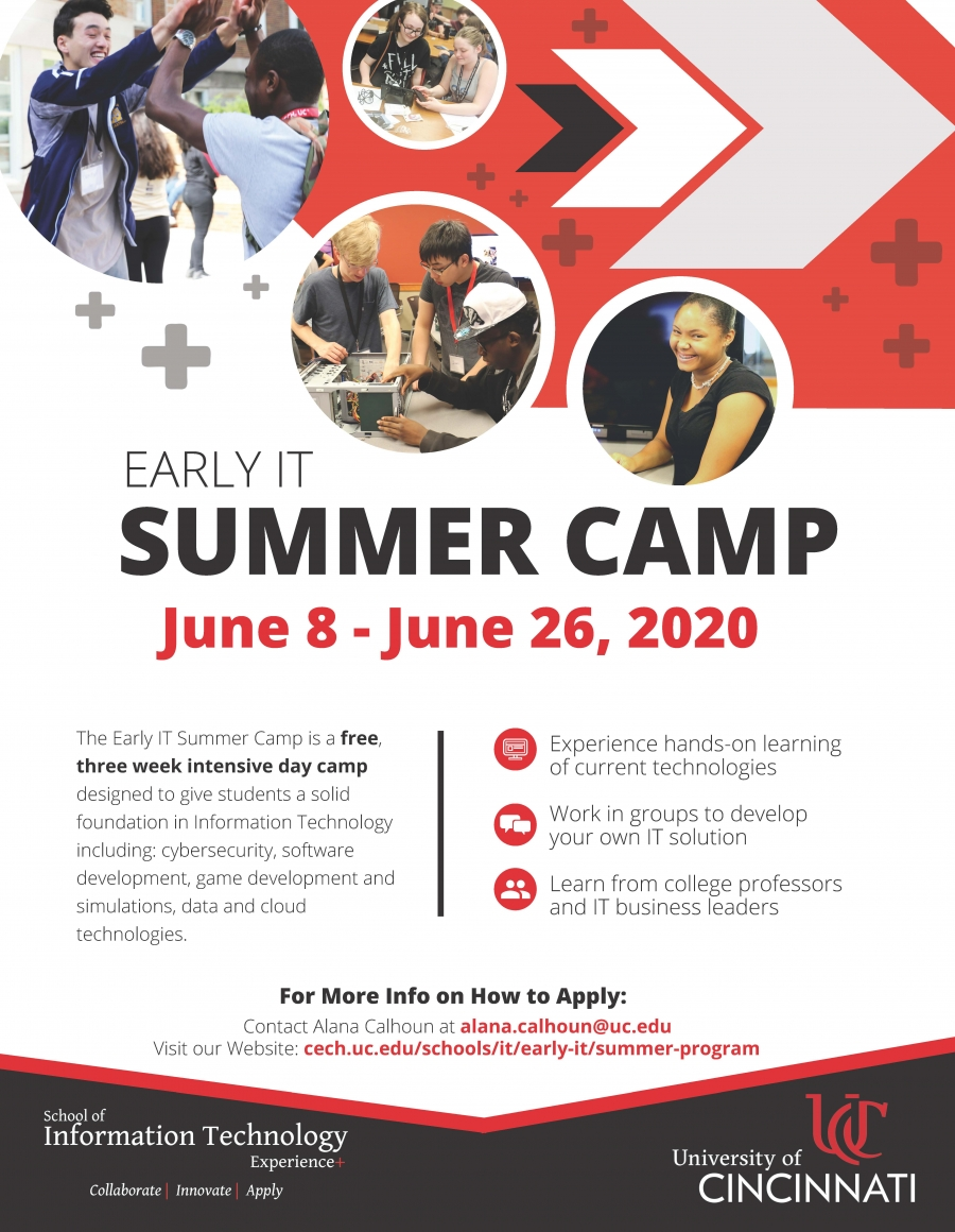 Early IT Summer Camp