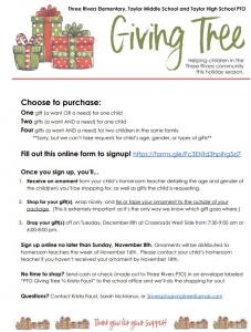 The Giving Tree Information
