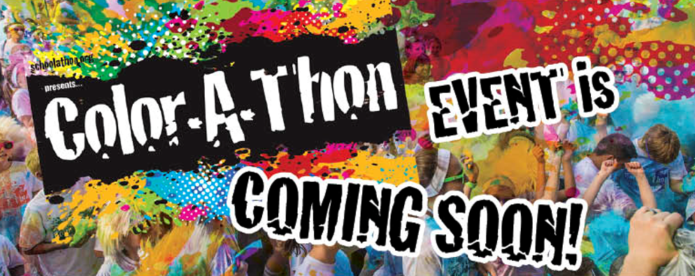 color-a-thon 5k run/walk