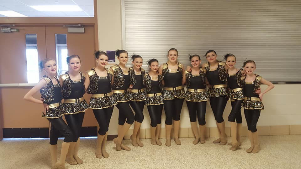 Three Rivers Junior Dance Team
