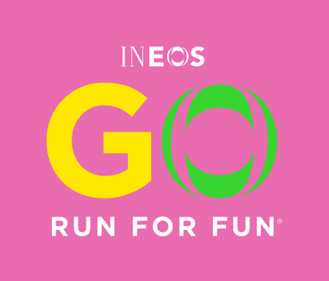 INEOS Go Run for Fun logo