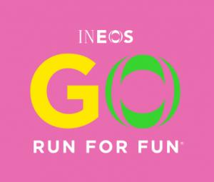 INEOS Go Run for Fun logo