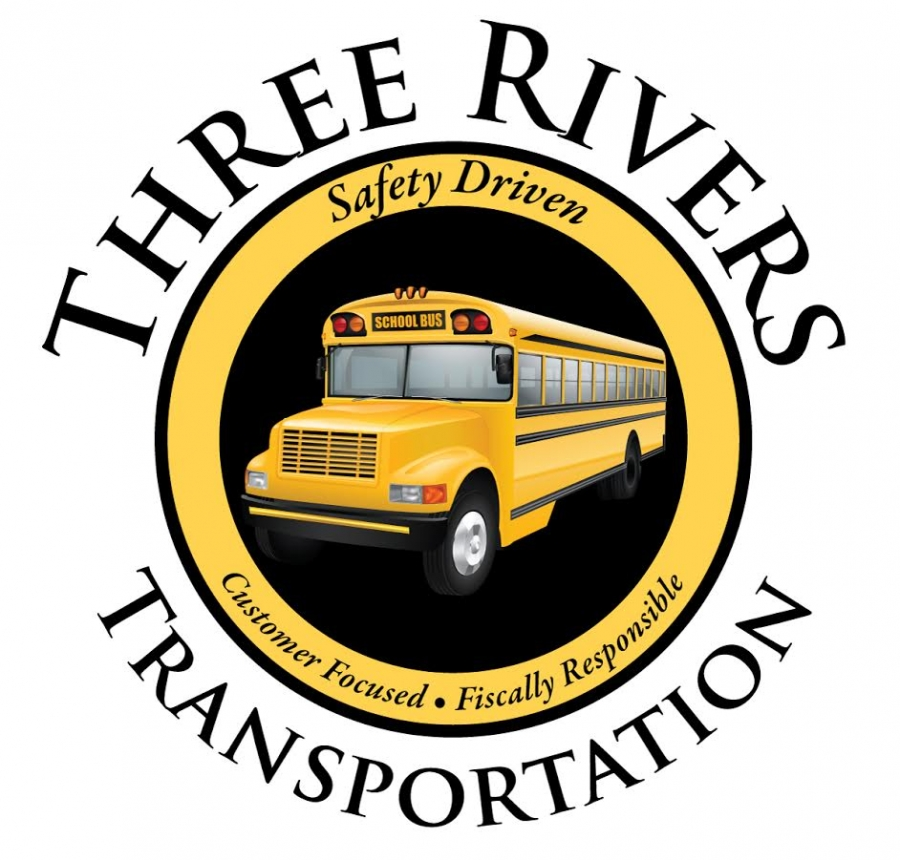 Three Rivers Transportation Department logo