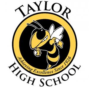 taylor high school logo