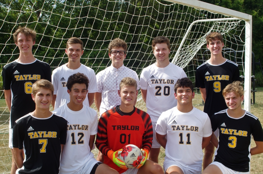 Men's Soccer Team 2019 - Yellowjackets