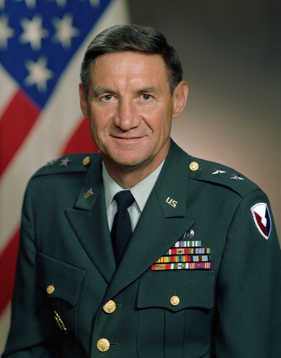 Major General John B. Oblinger, Jr. picture