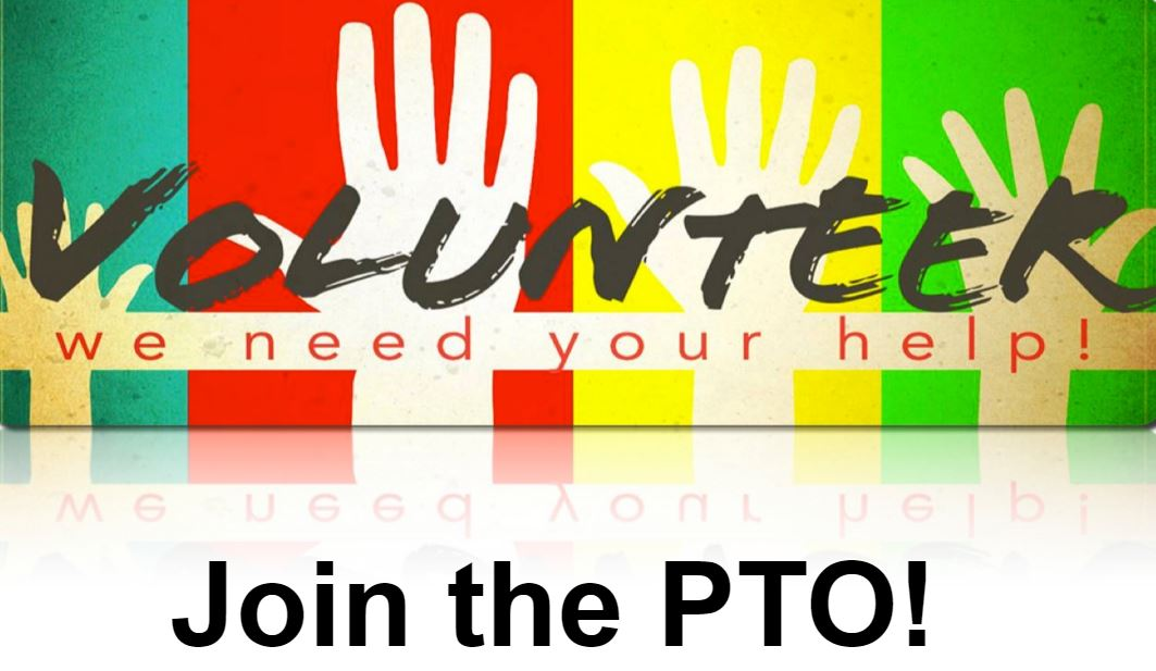PTO volunteer sign