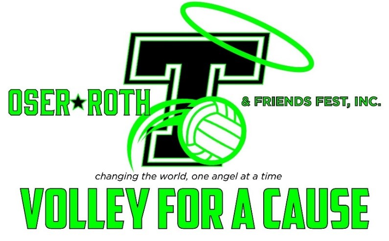 Volley for a Cause Logo